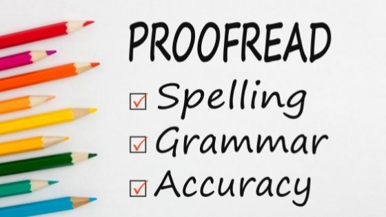 How Using a Proofreading Service Can Improve Your Work